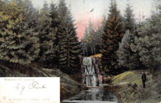 Ansichtkaart Loenen (GD) Waterval 1904 HC26266