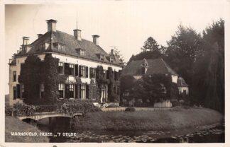 Ansichtkaart Warnsveld Huize 't Velde 1937 Zutphen HC26295