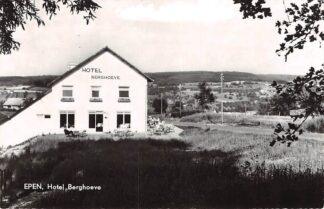 Ansichtkaart Epen Hotel Berghoeve Julianastraat 20 1966 HC26351