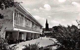 Ansichtkaart Elspeet N.H. School 1960 Veluwe HC26357