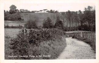 Ansichtkaart Kerkrade Landelijk Plekje in het Hamdal 1957 HC26362