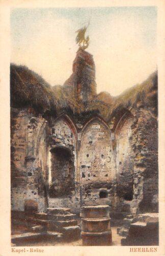Ansichtkaart Heerlen Kapel Ruïne HC26377