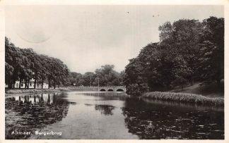 Ansichtkaart Alkmaar Bergerbrug HC26389