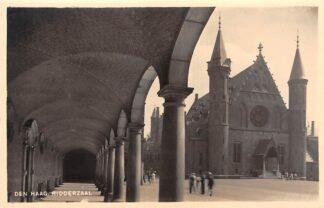 Ansichtkaart 's-Gravenhage Den Haag Ridderzaal Fotokaart HC26399