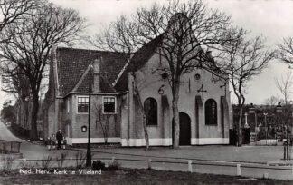 Ansichtkaart Vlieland Ned. Hervormde Kerk HC26403