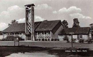 Ansichtkaart Uddel Ned. Hervormde Kerk HC26419