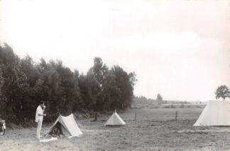 Ansichtkaart Lage Mierde Vakantiecentrum De Hertenwei 1962 Camping HC26421