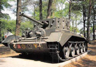 Ansichtkaart Overloon Nationaal Oorlogs- en Verzetsmuseum Museumpark Tank Militair HC26484