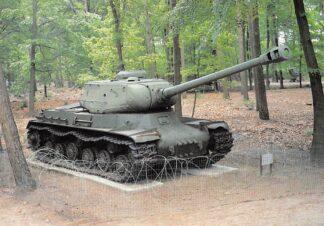 Ansichtkaart Overloon Nationaal Oorlogs- en Verzetsmuseum Museumpark Tank Militair HC26490