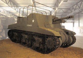Ansichtkaart Overloon Nationaal Oorlogs- en Verzetsmuseum Tank S234037 Militair HC26492