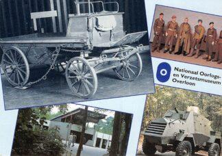 Ansichtkaart Overloon Nationaal Oorlogs- en Verzetsmuseum Militair HC26493