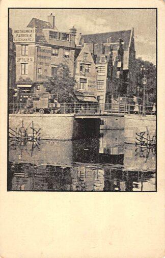 Ansichtkaart Amsterdam Rokin Grimnesse Sluis HC26519