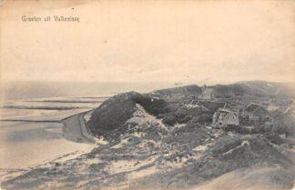 Ansichtkaart Valkenisse Groet uit met dorp duinen en zee Waarde Reimerswaal Zuid-Beveland HC26525