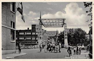 Ansichtkaart Helmond Gezicht op de Veestraat 1937 HC26527