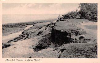 Ansichtkaart Aan het IJsselmeer bij Huizen Gooi 1942 HC26530