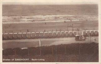 Ansichtkaart Zandvoort Badinrichting 1932 HC26535