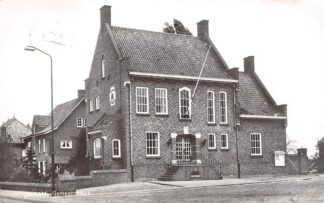 Ansichtkaart Chaam Gemeentehuis 1964 HC26595