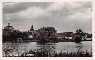 Ansichtkaart Leerdam Gezicht op Leerdam 1948 HC26597