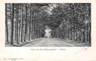 Ansichtkaart Almelo Laan voor den Huize Almelo 1903 HC26598