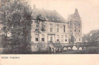 Ansichtkaart Huizen Vorden 1900 HC26607