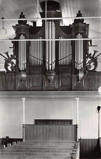 Ansichtkaart Warns Friesland Gereformeerde Kerk 1964 Sudwest-Fryslan HC26628