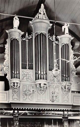 Ansichtkaart Waarder Orgel Ned. Hervormde Kerk HC26642