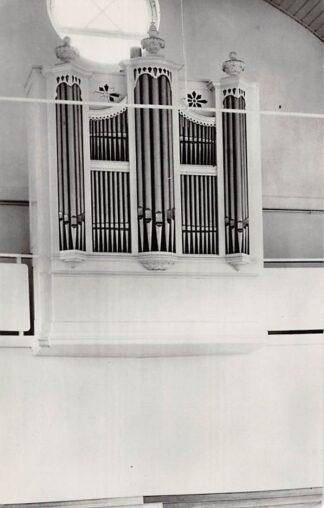 Ansichtkaart Bergambacht Orgel Gereformeerde Kerk 1966 HC26655