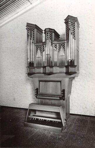 Ansichtkaart Dussen Orgel Gereformeerde Kerk 1969 HC26659