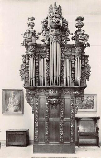 Ansichtkaart Eindhoven Kerk van de H. Johannes Bosco Orgel Dispositie HC26665