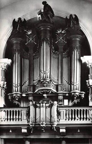 Ansichtkaart Aarle-Rixtel Orgel R.K. Kerk H. Maria Praes 1964 HC26666