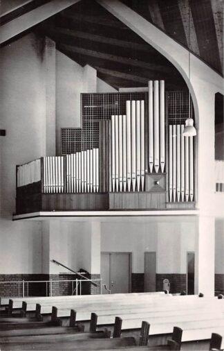 Ansichtkaart Schipluiden Orgel Gereformeerde Kerk 1961 HC26669