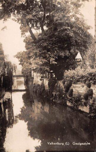 Ansichtkaart Valkenburg (ZH) Geulgezicht 1951 HC26673