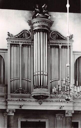 Ansichtkaart Rotterdam Delfshaven Orgel N.H. Oude Kerk 1963 HC26693