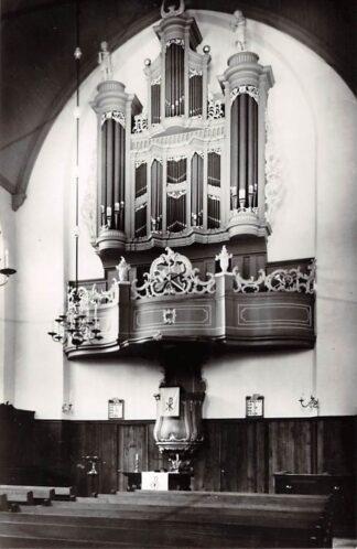 Ansichtkaart Delft Lutherse Kerk Orgel 1967 HC26700