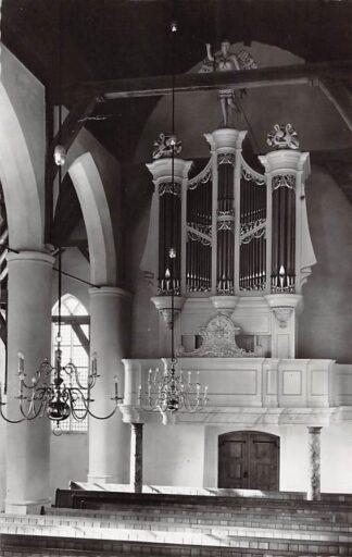 Ansichtkaart Ameide Orgel Ned. Hervormde Kerk 1960 HC26703