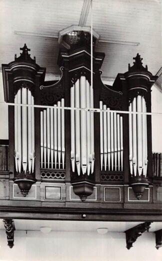 Ansichtkaart Ter Aar Orgel Gereformeerde Kerk HC26705