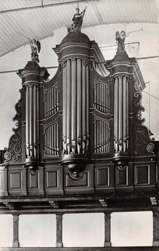 Ansichtkaart Waarder Orgel Gereformeerde Kerk HC26706