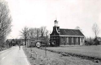 Ansichtkaart Nieuw-Beerta Ned. Hervormde Kerk 1986 Oldambt HC26713