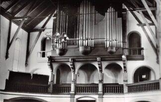 Ansichtkaart Meppel Oude Orgel Gereformeerde Kerk 1964 HC26714
