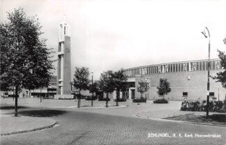 Ansichtkaart Schijndel R.K. Kerk Hoevenbraken HC26724