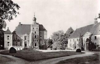 Ansichtkaart Vaassen Kasteel Cannenburch Voorgevel 1954 HC26742