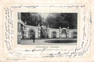 Ansichtkaart Rozendaal bij Velp Rozendael Schelpengalerij 1901 HC26754