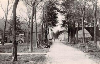 Ansichtkaart Dordrecht Dubbeldam Straatweg Willemsdorp omstreeks 1905 Ansicht uit 1963 HC26756