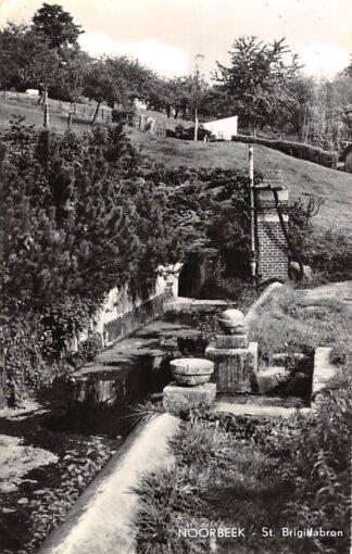 Ansichtkaart Noorbeek St. Brigidabron Eijsden - Margraten HC26915