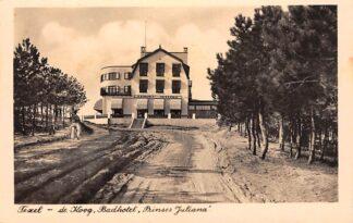 Ansichtkaart Texel de Koog Badhotel Prinses Juliana HC26957