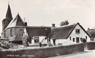 Ansichtkaart Uitwijk Den Hepsel Altena Woudrichem HC26996