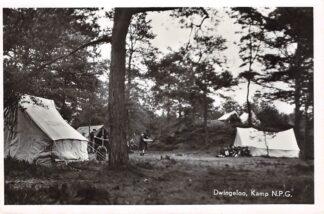 Ansichtkaart Dwingeloo Kamp N.P.G. Nederlands Padvinders Gilde Padvinderij Scouting 1963 HC27002