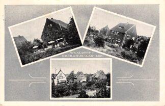 Ansichtkaart Rockanje aan Zee Waaldrift 1954 HC27007