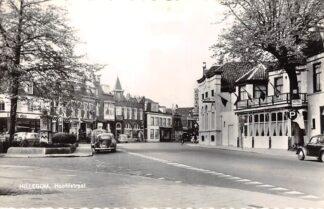 Ansichtkaart Hillegom Hoofdstraat 1962 Auto HC27009