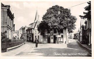 Ansichtkaart Aalten Hoek Landstraat - Kerkstraat HC27021